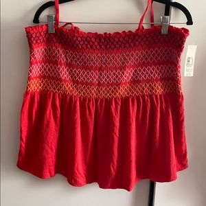Red tank top 3 for $10